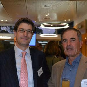 Stuart Whitehead and Richard Palmer