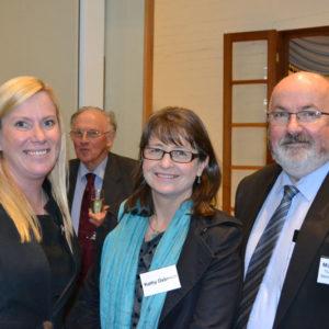 Wendy Maloney, Kathy and Mark Osborne