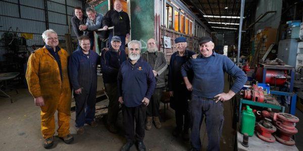 Steam Preservation Society