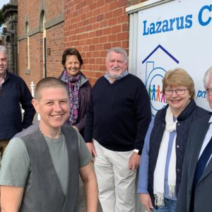 Lazarus House Press Release Photo