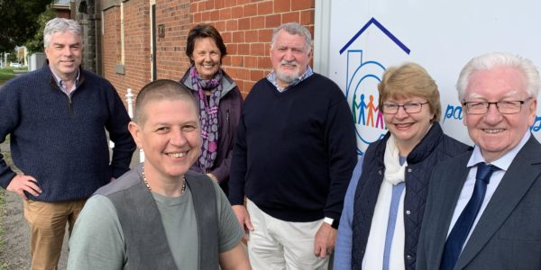 Lazarus House Press Release Photo